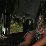 No, no. Not the hot legs Leatherhead in Texas Chainsaw 3D