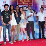 Nautanki Saala Music Launch with some sizzling stars