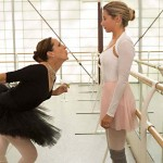 Molly Shannon and Ashley Tisdale Black Swan parody in Scary Movie 5