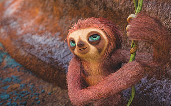 The Croods Belt The et-looking cliche cute