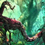 Avatar anyone? The Croods movie still