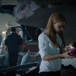 Pepper Potts ponders in Iron Man 3