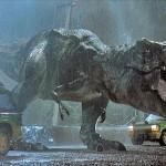 T-Rex in Jurassic Park 3D