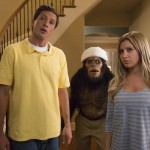Planet of the Apes parody in Scary Movie 5