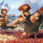 The 'crude' and rough around the edges Croods set off to find a new world