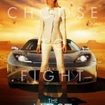 The Host alternative movie poster with Diane Kruger as the Seeker (and the jazzy car)