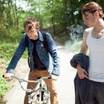 Jason (Dane DeHann) and AJ (Emory Cohen) in The Place Beyond the Pines