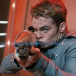 Captain Kirk defends Starfleet HQ in Star Trek Into Darkness