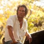 Actor Matthew McConaughey in the movie Mud