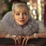 Carey Mulligan as Daisy in The Great Gatsby