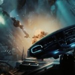 The Klingons attack in Star Trek Into Darkness