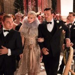 DiCaprio, Mulligan and Joel Edgerton in The Great Gatsby