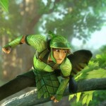 Nod (Josh Hutcherson) the rookie Leafman in EPIC