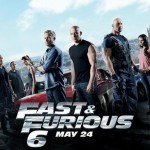 Alternative poster of cast of Fast & Furious 6