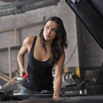 Michelle Rodriguez as Letty in Fast & Furious 6