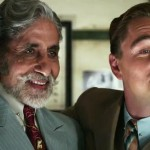 Amitabh Bachchan and Leonardo DiCaprio in The Great Gatsby