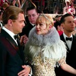 Leonardo, Carey and Tobey in in The Great Gatsby