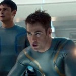 Lens flares and lycra-tight space suits in Star Trek Into Darkness