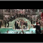 Party time again in The Great Gatsby