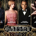 The Great Gatsby caste movie poster