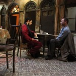 Riz Ahmed and Liev Schreiber in The Reluctant Fundamentalist