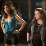 Sandra Bullock and Melissa McCarthy go under cover with very little covering them... in The Heat