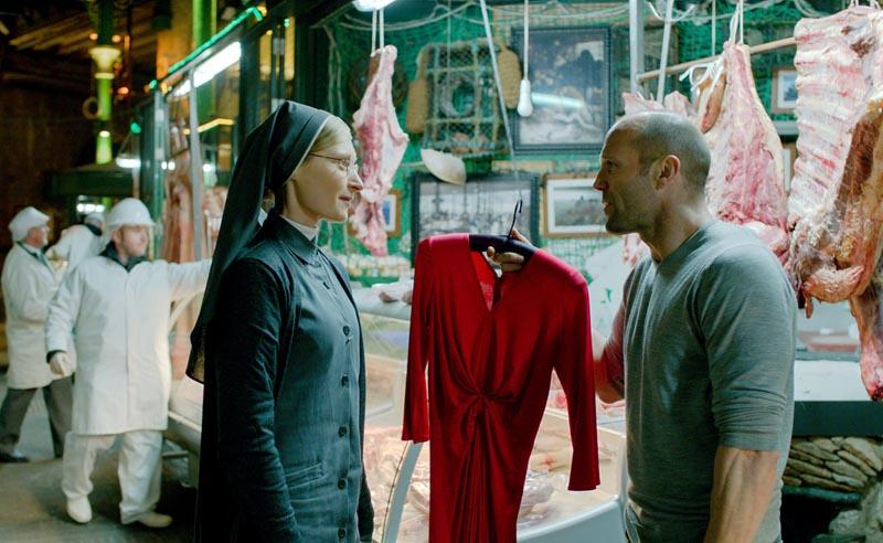 ジェイソンと修道女