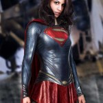 Something we found on the net: Now Super Girl looks more interesting