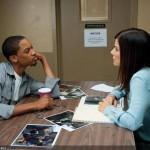 Sandra Bullock with actor/comedian Spoken Reasons in The Heat