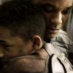 The Smith's share another moment in After Earth