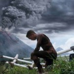 Jaden Smith 'taking a knee' in the movie After Earth
