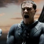 Michael Shannon does his usual thing in Man of Steel
