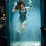 Isla Fisher as Henley performs an escape trick in Now You See Me