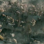 The zombies are pretty predictable in World War Z