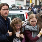 Brad Pitt and the rest of the relatively unknown cast in World War Z