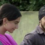 Sonam Kapoor and Farhan Akhtar in Bhaag Milkha Bhaag