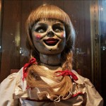 The not so scary doll in The Conjuring