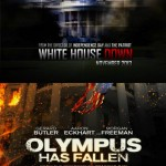 White House Down v/s Olympus Has Fallen: two very similar movies but Olympus is clearly superior