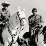 The original Lone Ranger TV series