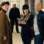 John Malkovich and Bruce Willis in RED 2