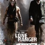 The Lone Ranger film poster