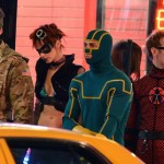 Kick-Ass and The Justice Force in Kick-Ass 2