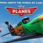 Disney's Planes movie poster