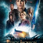 Percy Jackson: Sea of Monsters Spanish movie poster