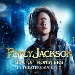 Tyson the ocularly challenged in Percy Jackson: Sea of Monsters