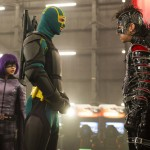 Hit Girl, Kick-Ass and Mother Fucker in Kick-Ass 2