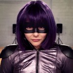 Chloë Grace Moretz as Hit Girl in Kick-Ass 2
