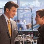 Sci-fi icon Nathan Fillion is the only bright spot in Percy Jackson
