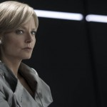Jodie Foster as Delacourt in Elysium