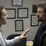 Jake Gyllenhaal faces off with Hugh Jackman in Prisoners